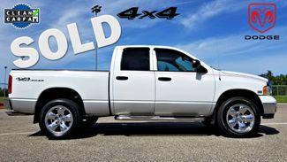 2004 Dodge Ram 1500 4X4 only 84k miles HEMI 4 DOOR 20