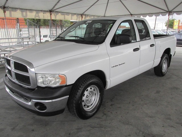 2004 Dodge Ram 1500 ST Please call or e-mail to check availability All of our vehicles are avai