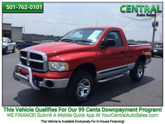2004 Dodge Ram 1500 ST | Hot Springs, AR | Central Auto Sales in Hot Springs AR