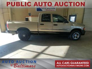 2004 Dodge Ram 1500 SLT | JOPPA, MD | Auto Auction of Baltimore  in Joppa MD