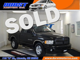 2004 Dodge Ram 1500 SLT Lincoln, Nebraska