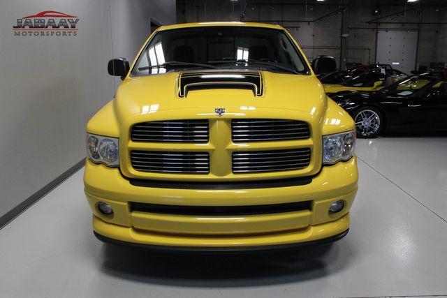 2004 Dodge Ram 1500 SLT Rumble Bee Merrillville, Indiana 7