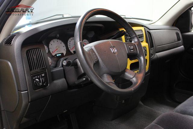 2004 Dodge Ram 1500 SLT Rumble Bee Merrillville, Indiana 9