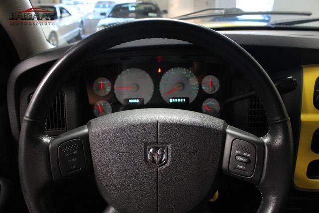 2004 Dodge Ram 1500 SLT Rumble Bee Merrillville, Indiana 15