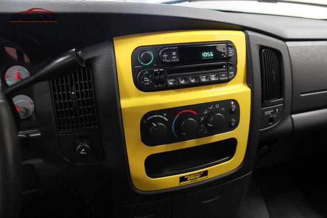 2004 Dodge Ram 1500 SLT Rumble Bee Merrillville, Indiana 17