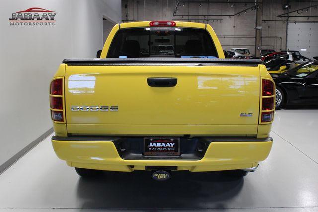 2004 Dodge Ram 1500 SLT Rumble Bee Merrillville, Indiana 3