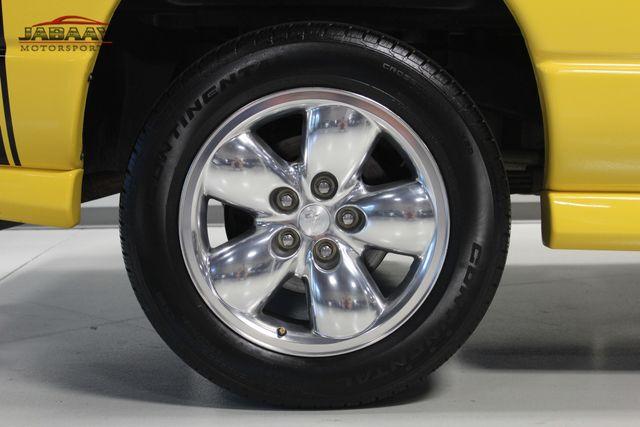 2004 Dodge Ram 1500 SLT Rumble Bee Merrillville, Indiana 41