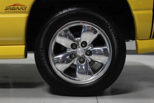 2004 Dodge Ram 1500 SLT Rumble Bee Merrillville, Indiana 40