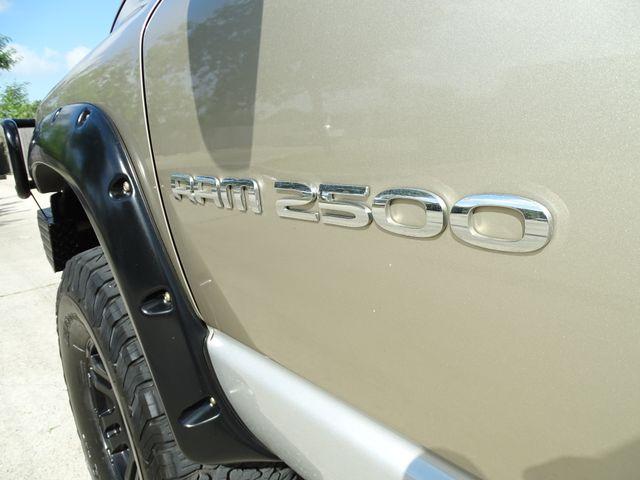 2004 Dodge Ram 2500 SLT Corpus Christi, Texas 8