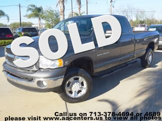 2004 Dodge Ram 2500 SLT 4WD Long Bed | Houston, TX | American Auto Centers in Houston TX