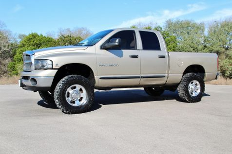 2004 Dodge Ram 2500 SLT - 4x4 5.9L in Liberty Hill , TX