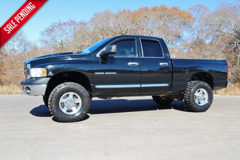 2004 Dodge Ram 2500 SLT - 4x4 - 6 SPEED in Liberty Hill , TX