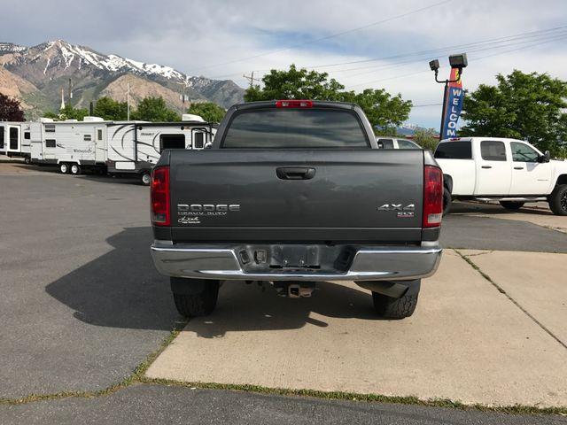 2004 Dodge Ram 2500 SLT Ogden, Utah 6