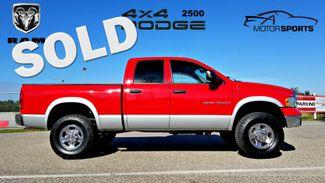 2004 Dodge Ram 2500 HEAVY DUTY 5.7L HEMI Lifted 4X4 | Palmetto, FL | EA Motorsports in Palmetto FL