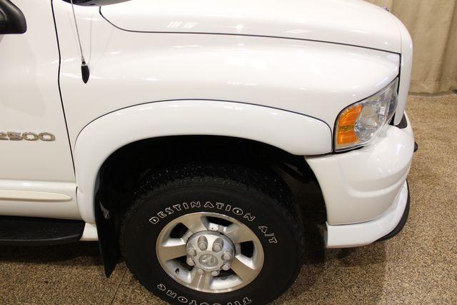 2004 Dodge Ram 2500 SLT Roscoe, Illinois 10