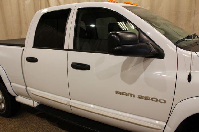 2004 Dodge Ram 2500 SLT Roscoe, Illinois 11