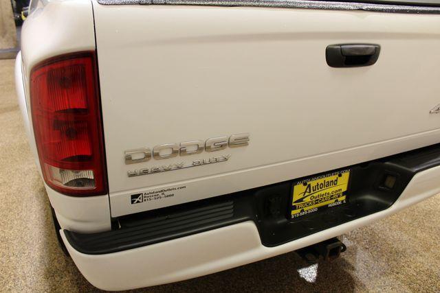 2004 Dodge Ram 2500 SLT Roscoe, Illinois 5