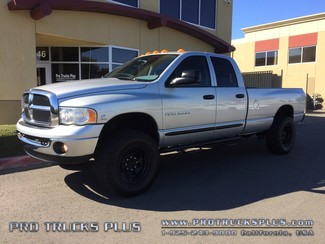 Ram 3500 4x4 *H.O.* 5.9 Cummins Diesel   Dodge 2004 SLT Long Bed Non-Dually  in Livermore California
