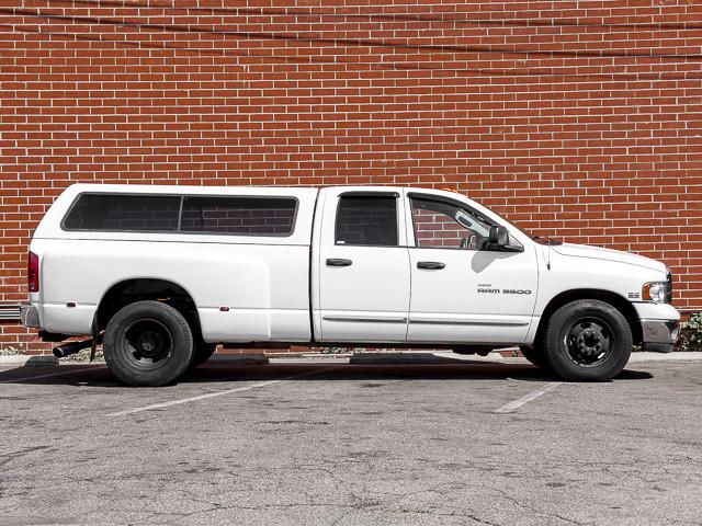 2004 Dodge Ram 3500 LARAMIE DUALLY Burbank, CA 4