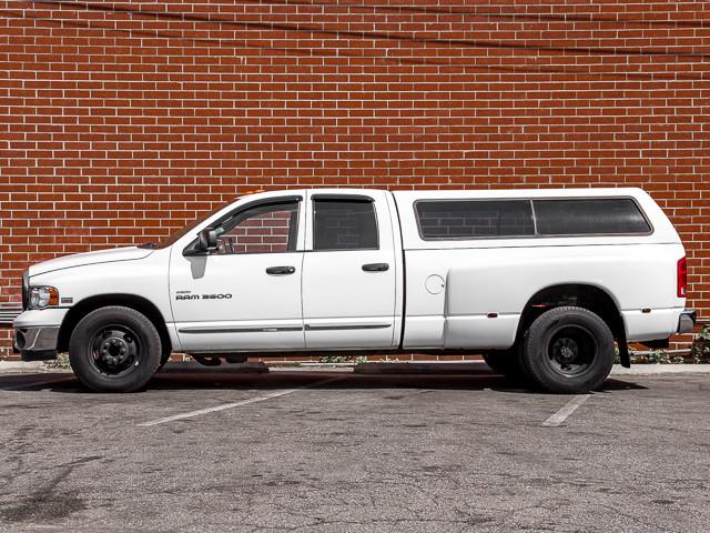 2004 Dodge Ram 3500 LARAMIE DUALLY Burbank, CA 5