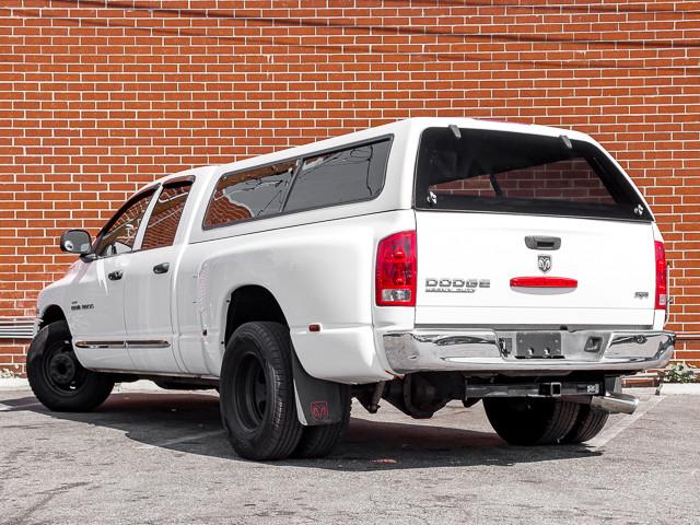 2004 Dodge Ram 3500 LARAMIE DUALLY Burbank, CA 7