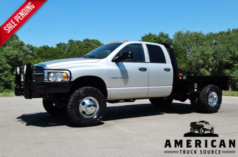 2004 Dodge Ram 3500 - 6 Speed - 4x4 in Liberty Hill , TX