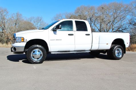 2004 Dodge Ram 3500 SLT - 1 OWNER - 4X4 in Liberty Hill , TX