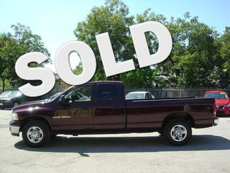 2004 Dodge Ram 3500 SLT San Antonio, Texas