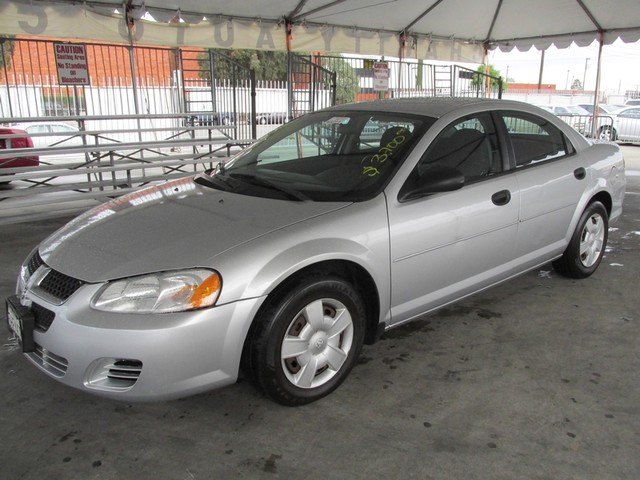 2004 Dodge Stratus SE Please call or e-mail to check availability All of our vehicles are availa