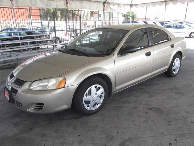 2004 Dodge Stratus SE Please call or e-mail to check availability All of our vehicles are avail