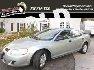 2004 Dodge Stratus in Twin Falls Idaho