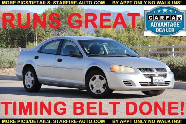 2004 Dodge Stratus SE Santa Clarita, CA 0