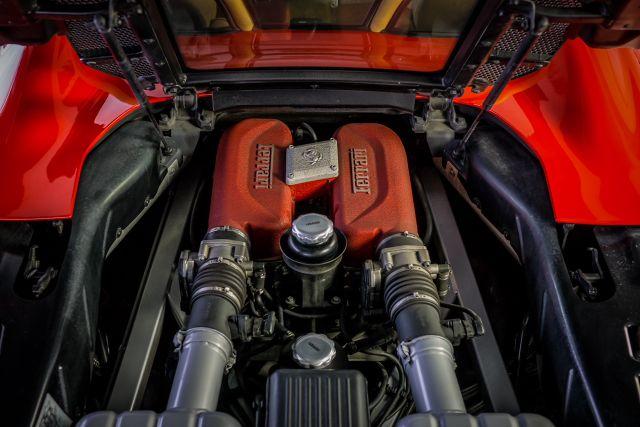 2004 Ferrari 360 Spider Houston, Texas 4