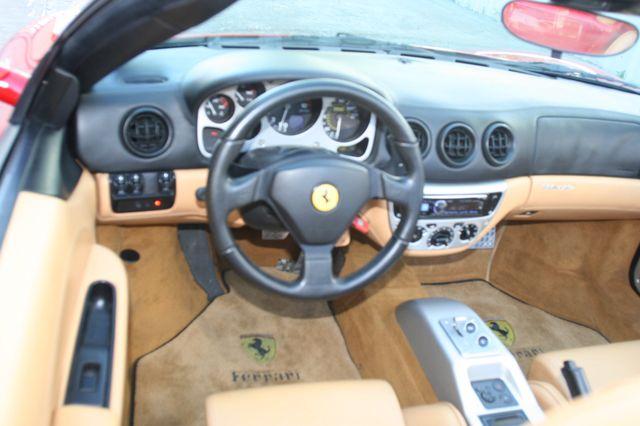 2004 Ferrari 360 Spider Houston, Texas 28