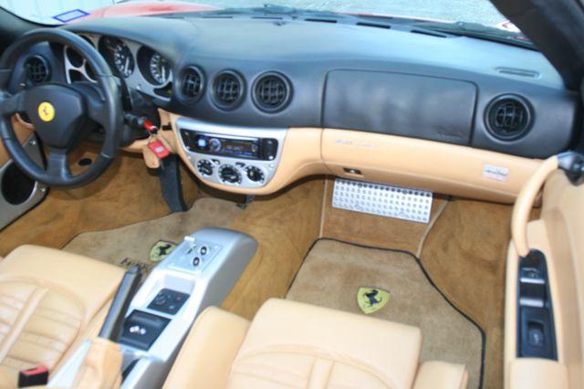 2004 Ferrari 360 Spider Houston, Texas 29