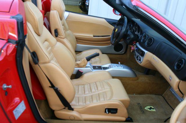 2004 Ferrari 360 Spider Houston, Texas 30