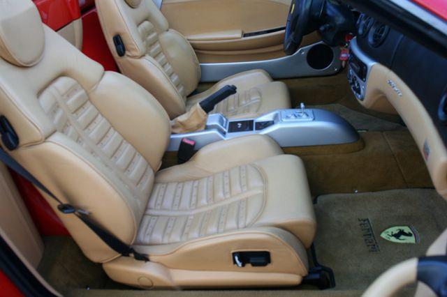 2004 Ferrari 360 Spider Houston, Texas 31