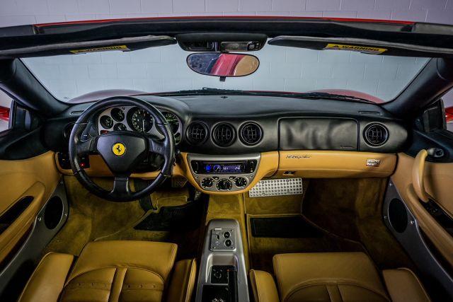 2004 Ferrari 360 Spider Houston, Texas 41