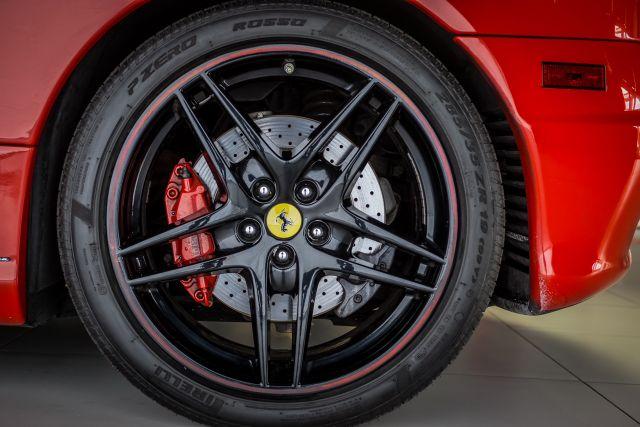2004 Ferrari 360 Spider Houston, Texas 44