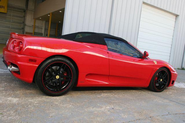 2004 Ferrari 360 Spider Houston, Texas 16