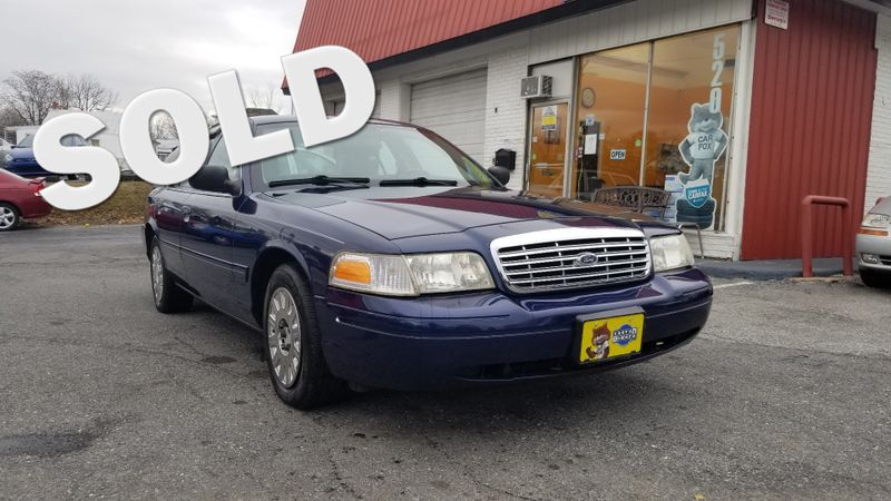 2004 Ford Crown Victoria Standard  in Frederick, Maryland