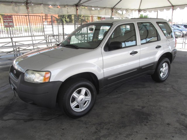 2004 Ford Escape XLS Please call or e-mail to check availability All of our vehicles are availa