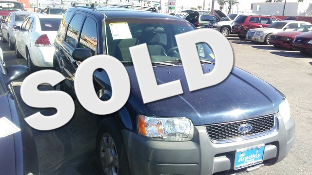Used Cars in Las Vegas 2004 Ford Escape