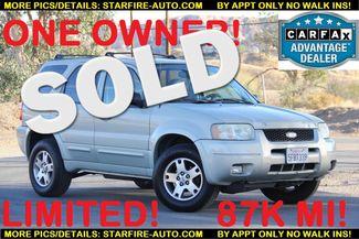 2004 Ford Escape Limited Santa Clarita, CA