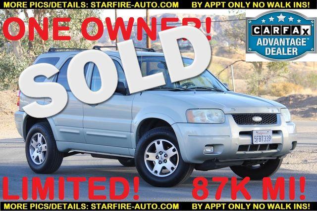 2004 Ford Escape Limited Santa Clarita, CA 0