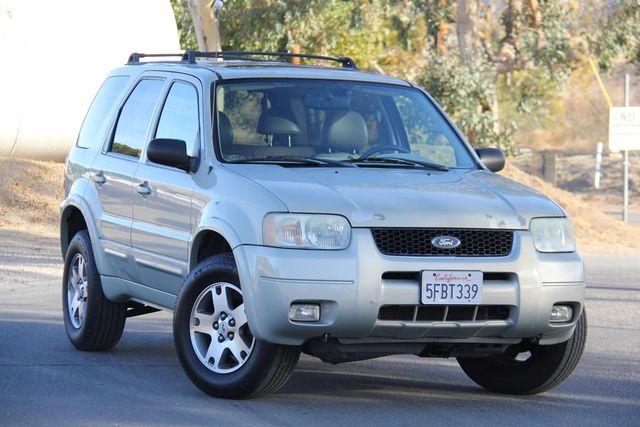2004 Ford Escape Limited Santa Clarita, CA 3