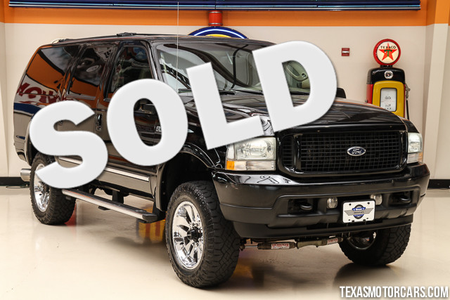 2004 Ford Excursion Limited This Clean Carfax 2004 Ford Excursion Limited is in great shape with o