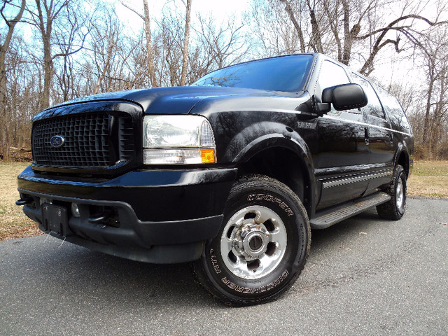 2004 Ford Excursion Limited Leesburg, Virginia 1