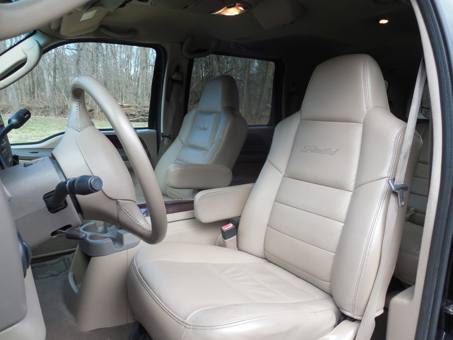 2004 Ford Excursion Limited Leesburg, Virginia 13