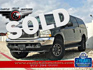 2004 Ford Excursion XLT 4x4 3rd Row | Lewisville, Texas | Castle Hills Motors in Lewisville Texas